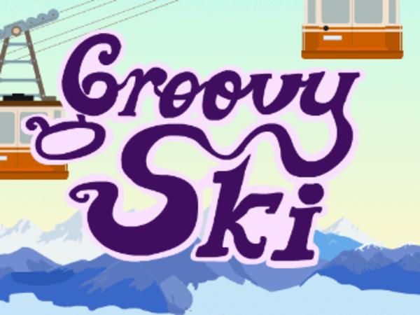 Bild zu Action-Spiel Groovy Ski