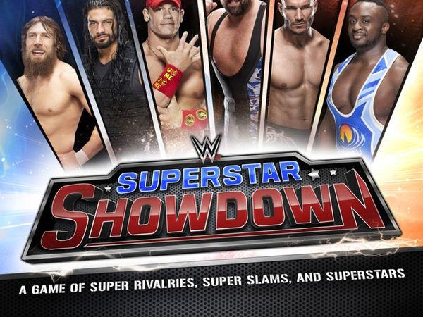 Bild zu Alle Brettspiele-Spiel WWE Superstar Showdown