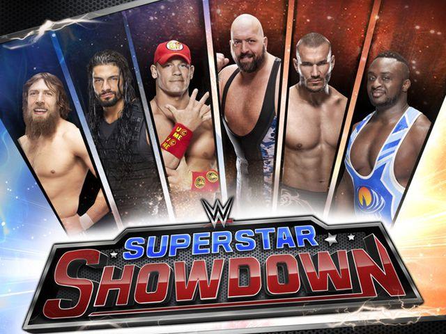 WWE Superstar Showdown Bild 1