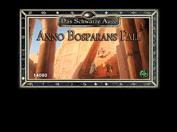 Bild zu Alle Brettspiele-Spiel Anno Bosparans Fall