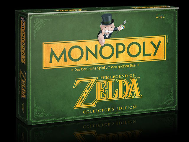 Monopoly: The Legend of Zelda Bild 1