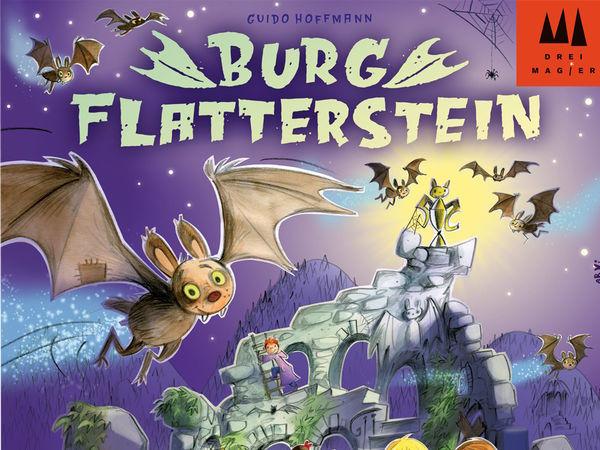 Bild zu Frühjahrs-Neuheiten-Spiel Burg Flatterstein