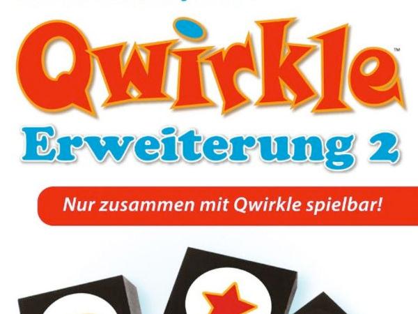 Bild zu Alle Brettspiele-Spiel Qwirkle: Erweiterung 2
