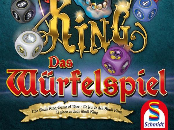 Bild zu Alle Brettspiele-Spiel Skull King: Das Würfelspiel
