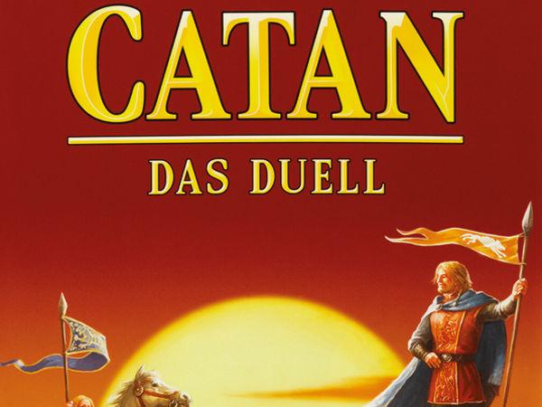 Bild zu Alle Brettspiele-Spiel Catan: Das Duell