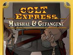 Colt Express: US Marshall & Gefangene