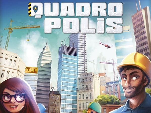 Bild zu Alle Brettspiele-Spiel Quadropolis