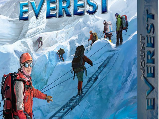 Mount Everest Bild 1