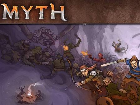 Myth Spiel