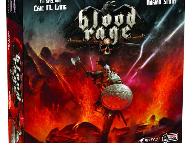 Blood Rage Bild 1