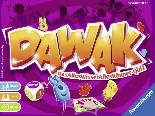 Bild zu Alle Brettspiele-Spiel Dawak