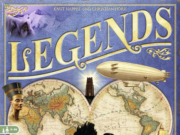 Bild zu Frühjahrs-Neuheiten-Spiel Legends