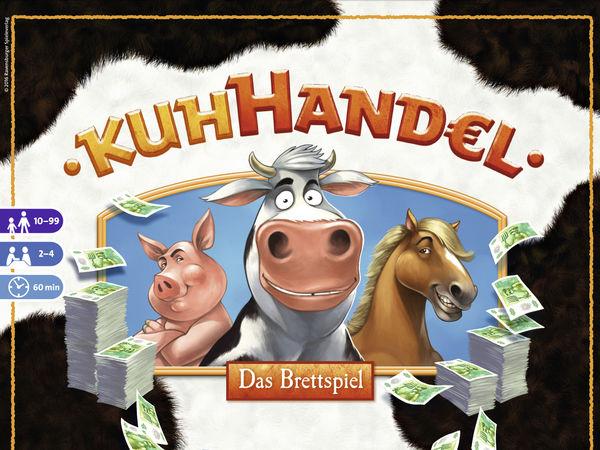 Bild zu Alle Brettspiele-Spiel Kuhhandel: Das Brettspiel