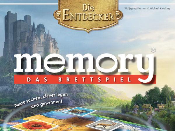 Bild zu Alle Brettspiele-Spiel Memory: Das Brettspiel