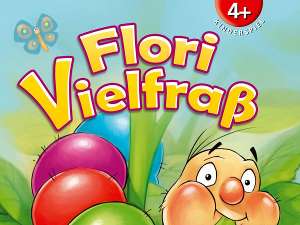 Bild zu Alle Brettspiele-Spiel Flori Vielfraß