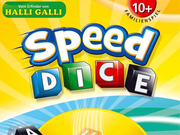 Bild zu Alle Brettspiele-Spiel Speed Dice
