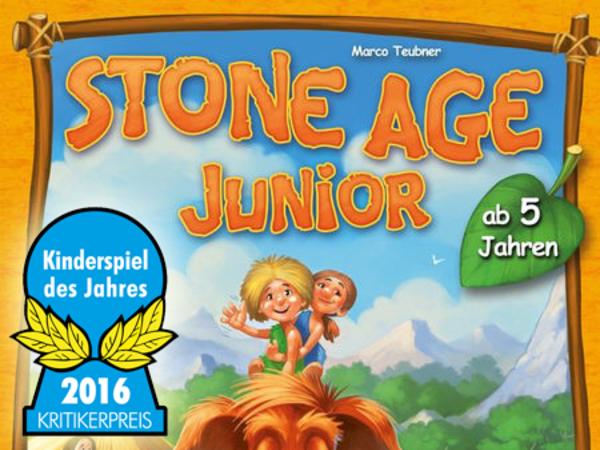 Bild zu Alle Brettspiele-Spiel Stone Age Junior