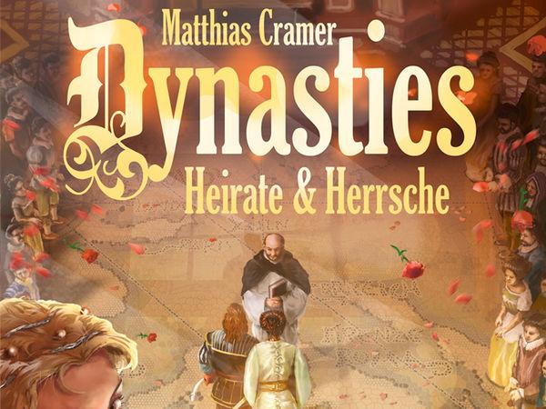Bild zu Alle Brettspiele-Spiel Dynasties: Heirate & Herrsche