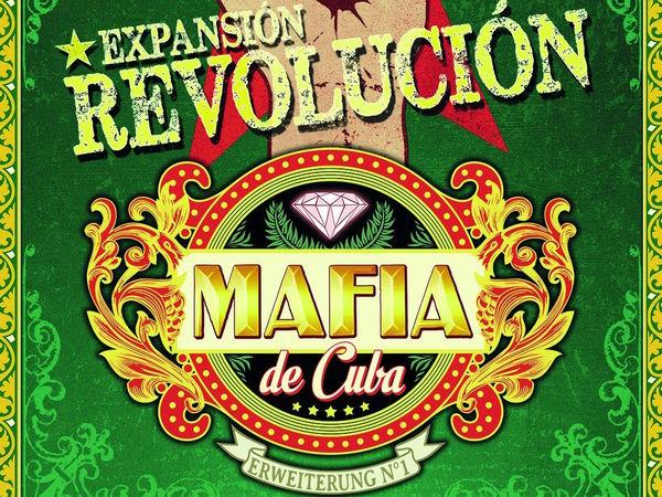 Bild zu Alle Brettspiele-Spiel Mafia de Cuba: Revolución