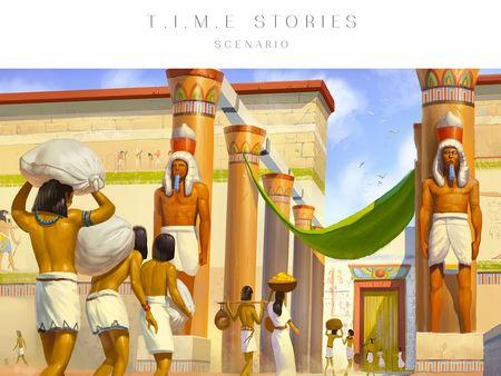 T.I.M.E. Stories: Hinter der Maske