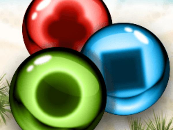 Bild zu Action-Spiel Marble Smash