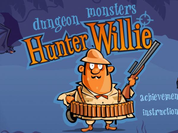 Bild zu Geschick-Spiel Hunter Willie