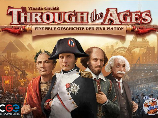 Through the Ages: Eine neue Geschichte der Zivilisation Bild 1