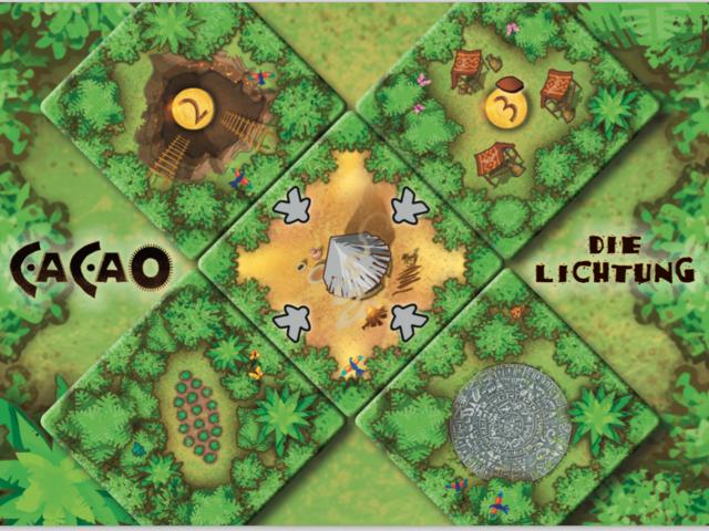 Cacao: Die Lichtung Bild 1