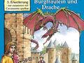 Carcassonne: 3. Erweiterung - Burgfräulein & Drache Bild 2