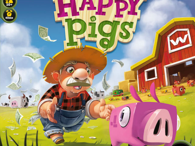 Happy Pigs Bild 1