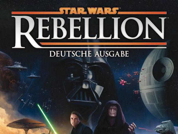 Bild zu Alle Brettspiele-Spiel Star Wars Rebellion