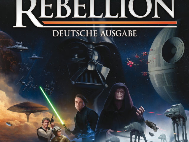 Star Wars Rebellion Bild 1