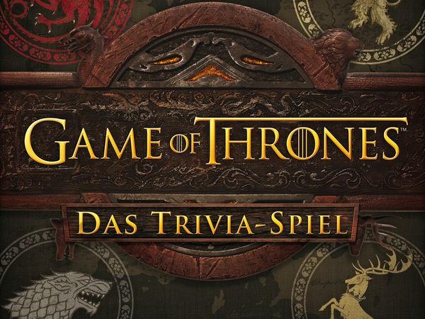 Bild zu Alle Brettspiele-Spiel Game of Thrones: Das Trivia-Spiel