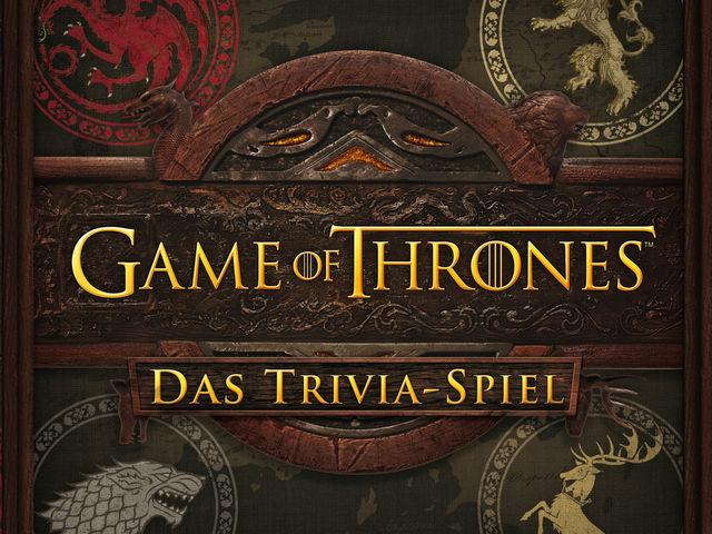 Game of Thrones: Das Trivia-Spiel Bild 1