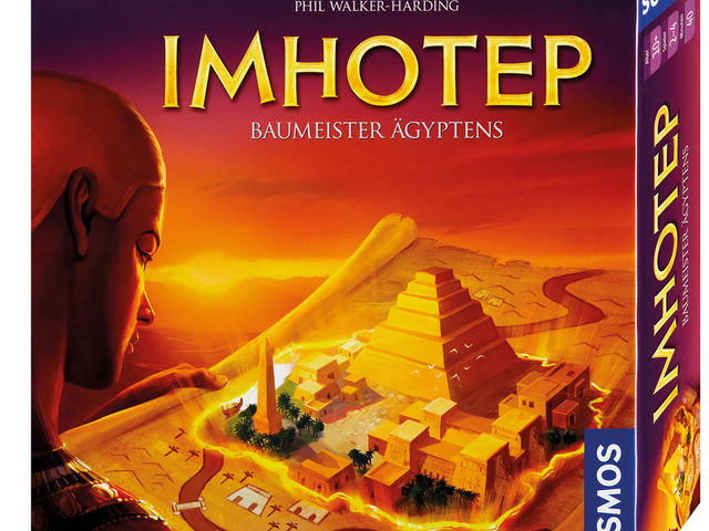 Imhotep Bild 1