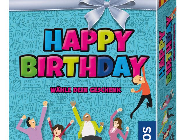 Happy Birthday Bild 1