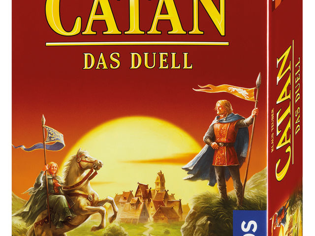 Catan: Das Duell Bild 1