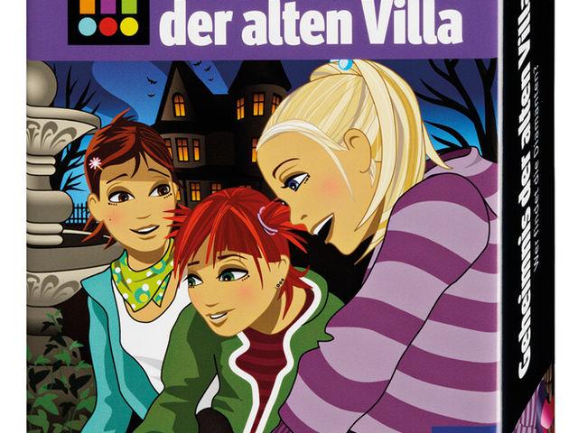 Die drei !!!: Geheimnis der alten Villa Bild 1