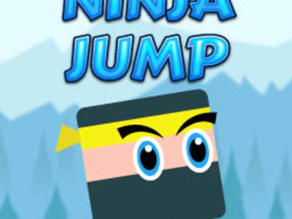 Bild zu Action-Spiel Ninja Jump