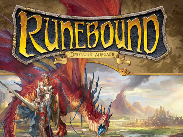 Bild zu Alle Brettspiele-Spiel Runebound - Dritte Edition