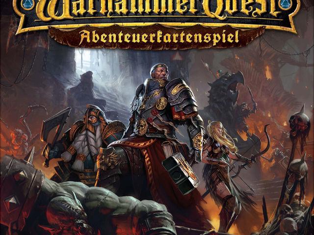 Warhammer Quest: Abenteuerkartenspiel Bild 1