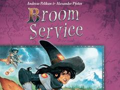 Broom Service: Das Kartenspiel