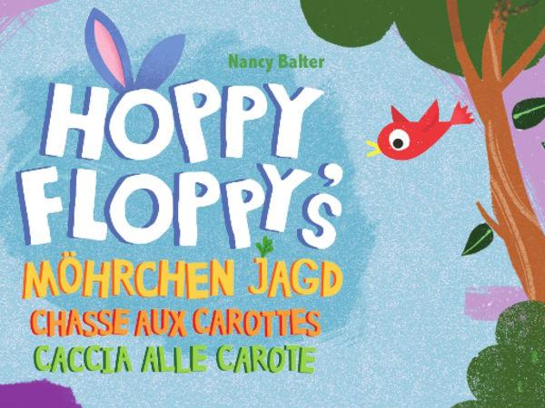 Bild zu Alle Brettspiele-Spiel Hoppy Floppys Möhrchenjagd