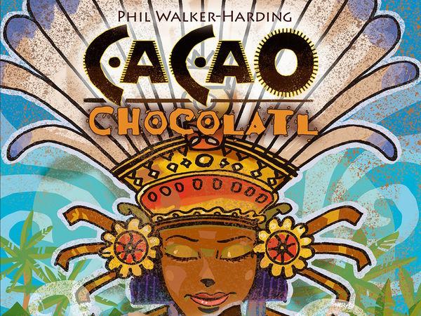 Bild zu Alle Brettspiele-Spiel Cacao: Chocolatl