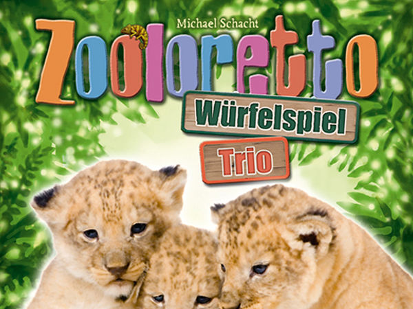 Bild zu Alle Brettspiele-Spiel Zooloretto: Würfelspiel - Trio
