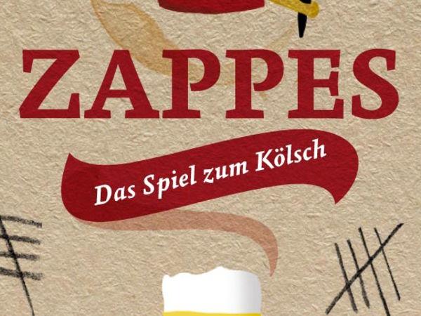 Bild zu Alle Brettspiele-Spiel Zappes - Das Spiel zum Kölsch