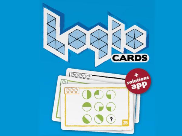 Bild zu Alle Brettspiele-Spiel Logic Cards