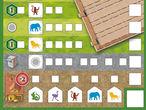 Vorschaubild zu Spiel Zooloretto: Würfelspiel - Affenstall