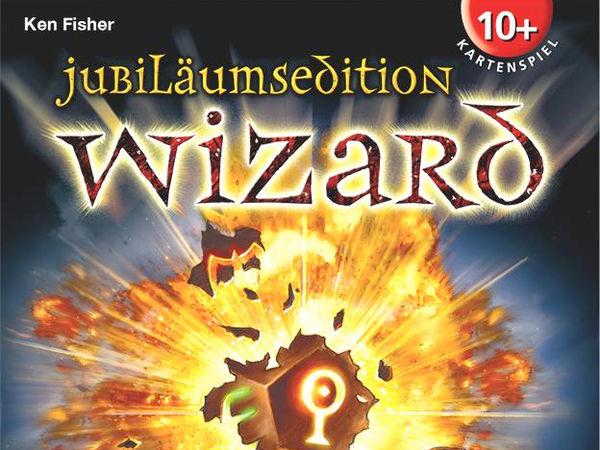 Bild zu Alle Brettspiele-Spiel Wizard: Jubiläumsedition