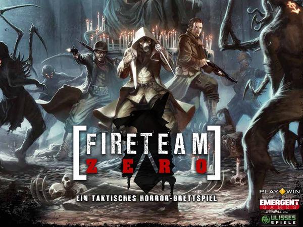 Bild zu Alle Brettspiele-Spiel Fireteam Zero
